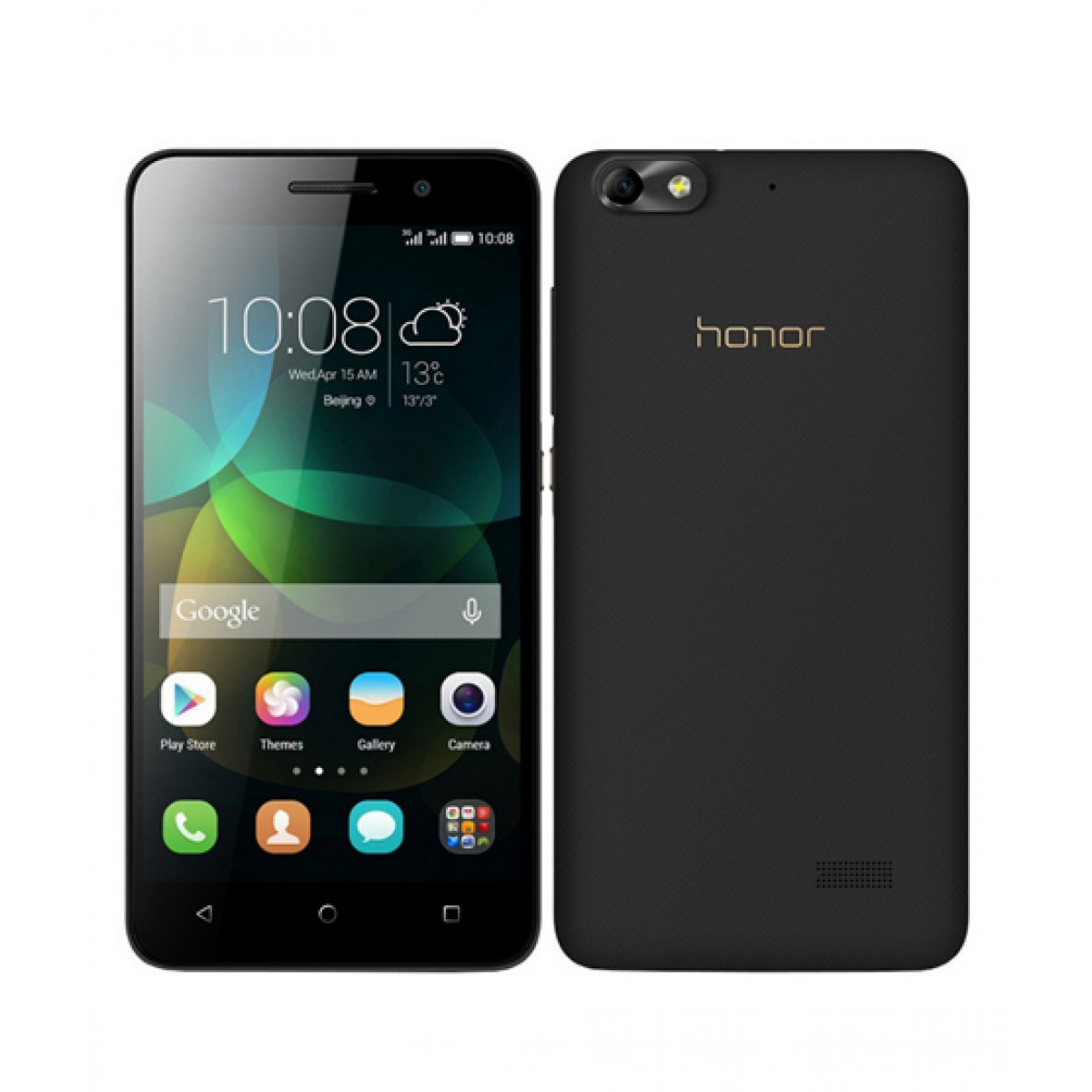 Honor 4C 3G Dual Sim Black