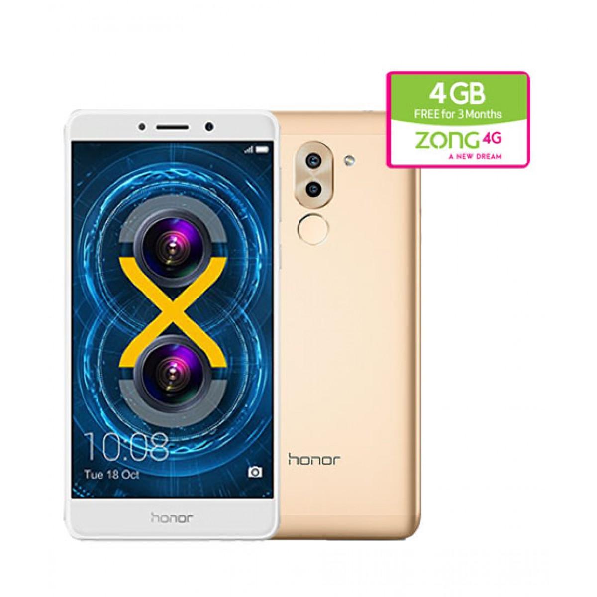 Honor 6X 32GB Dual Sim Gold