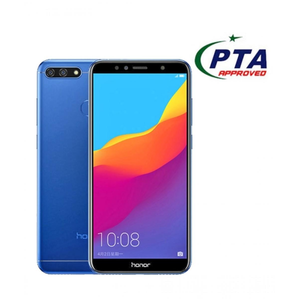 Honor 7A 16GB Dual Sim Blue