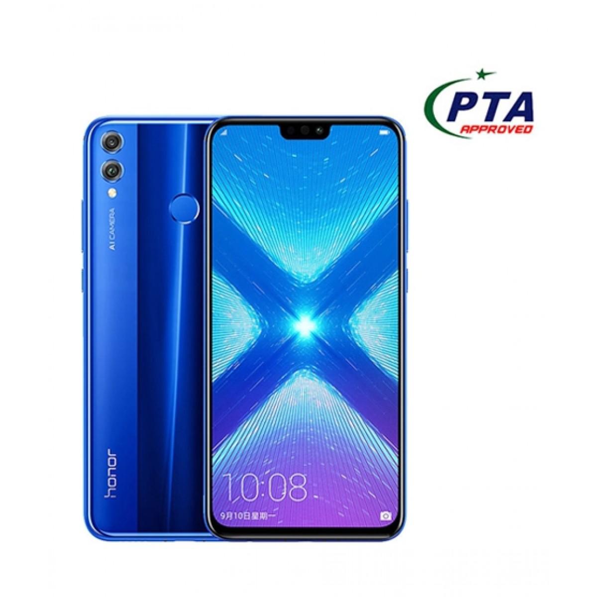 Honor 8x Price In Pakistan Buy Honor 8x 128gb 4gb Dual Sim Blue Ishopping Pk