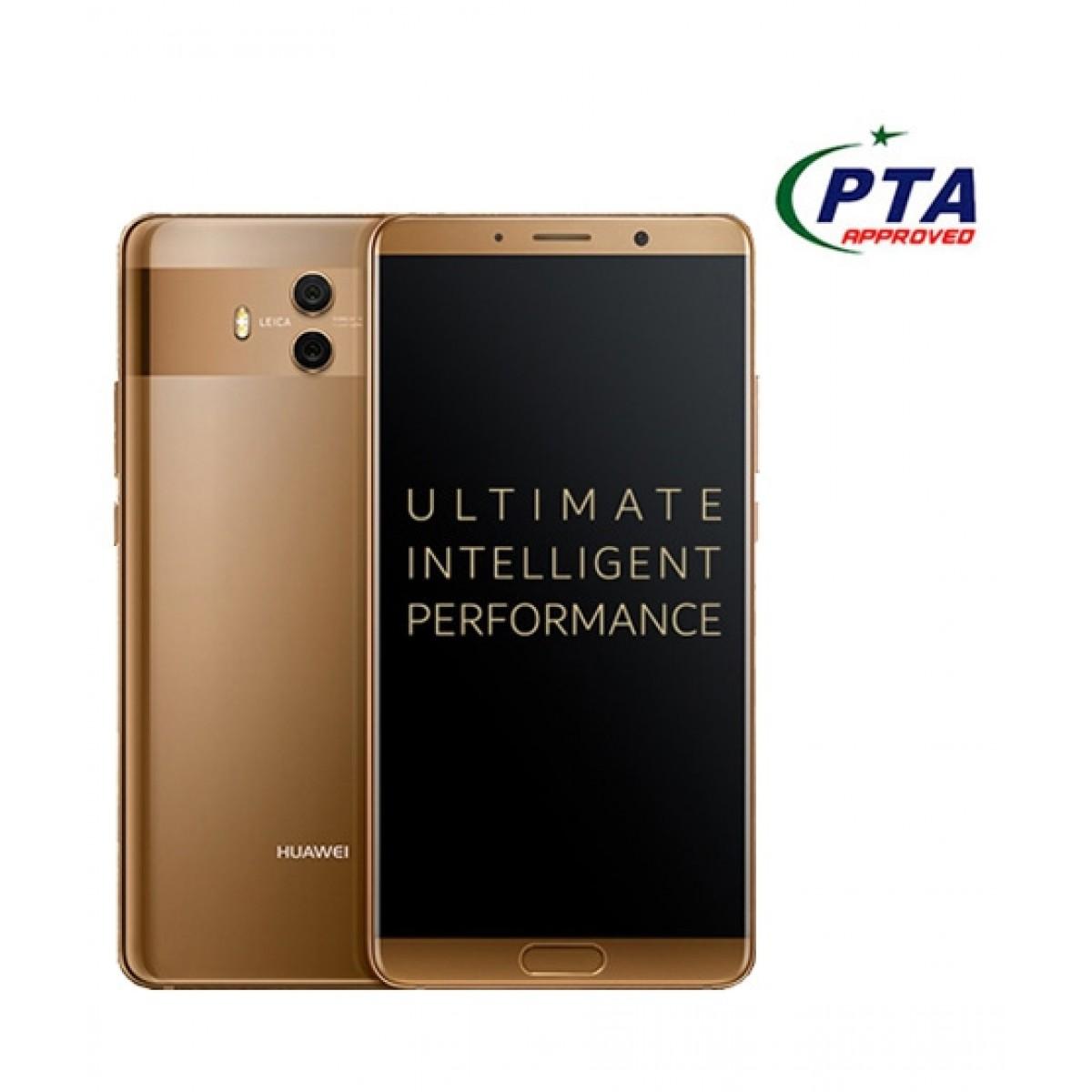 Huawei Mate 10 64GB Dual Sim Mocha Brown