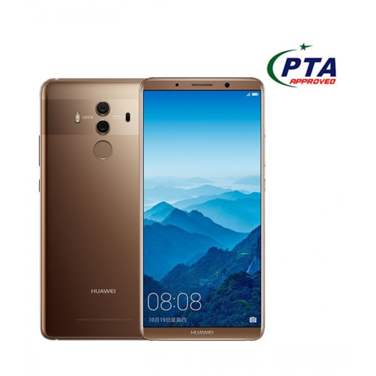 Huawei Mate 10 Pro 64GB Dual Sim Mocha Brown