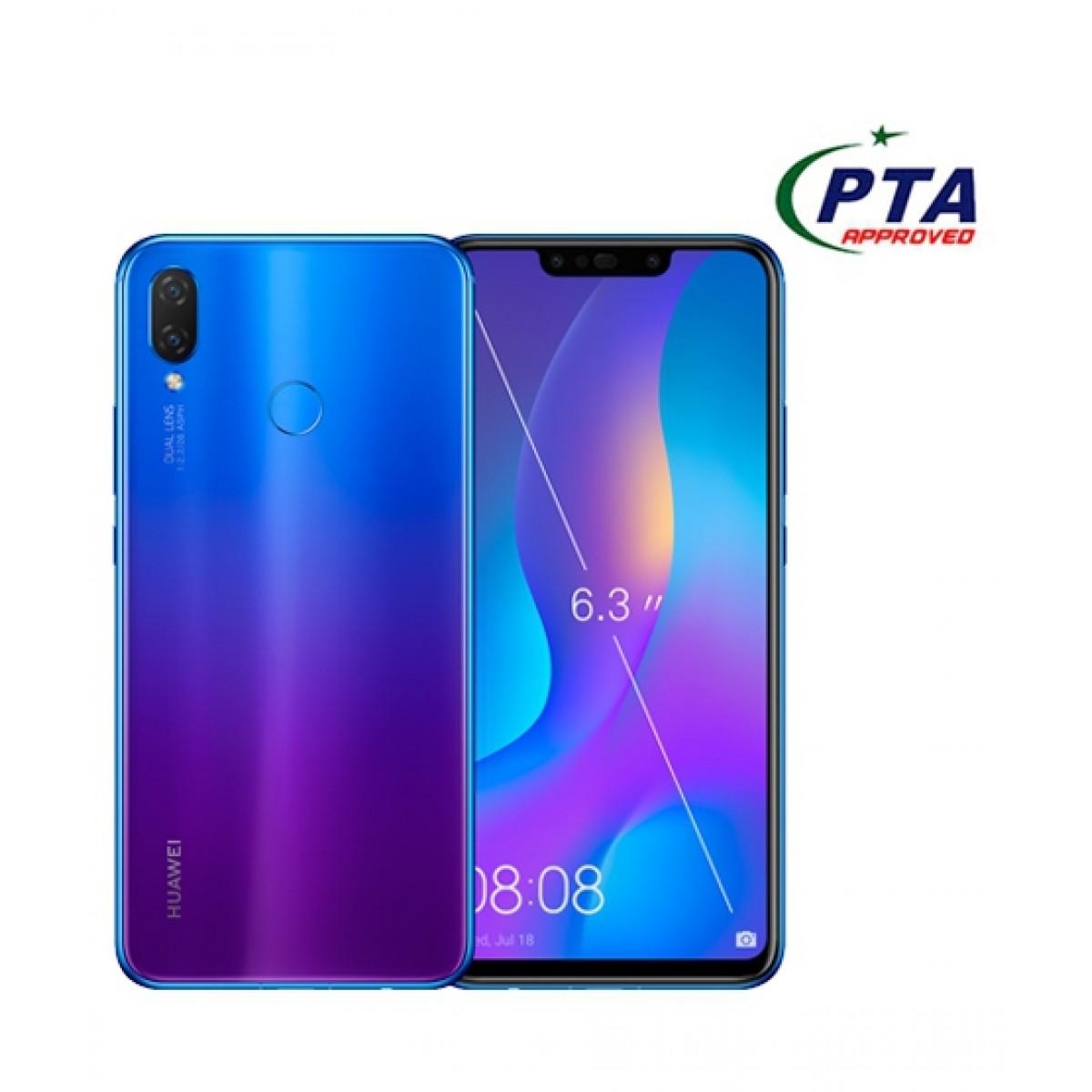 Huawei Nova 3 128GB Dual Sim Iris Purple