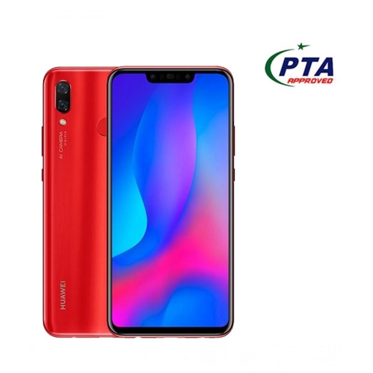 Huawei Nova 3 128GB Dual Sim Red