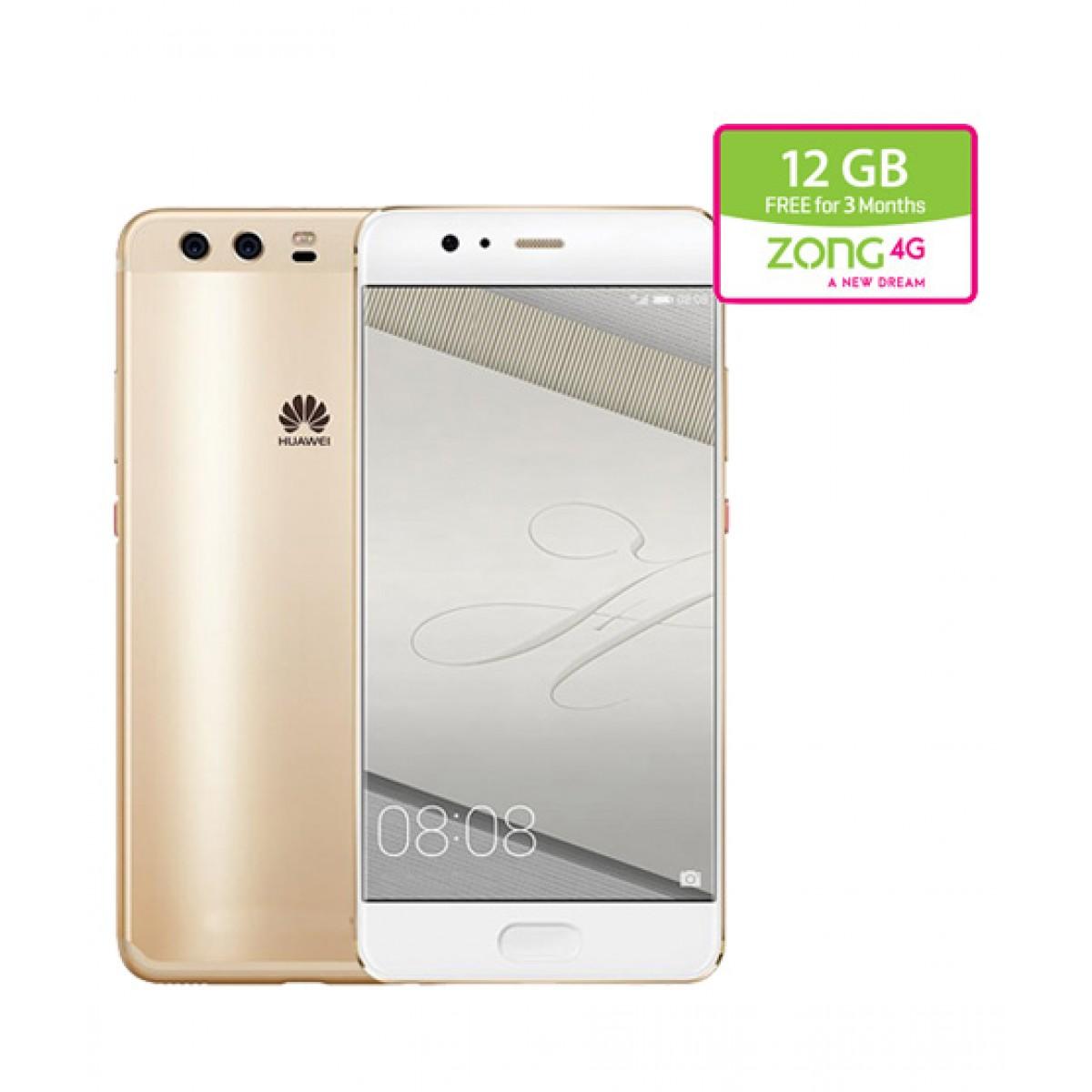Huawei P10 Plus 64GB Dual Sim Dazzling Gold