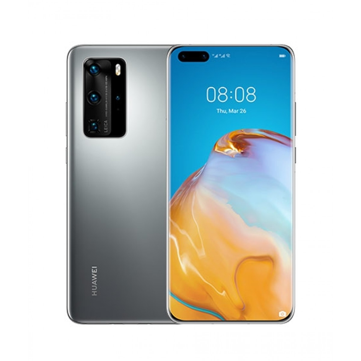Huawei P40 Pro 256GB 8GB Dual Sim Silver - Non PTA Compliant