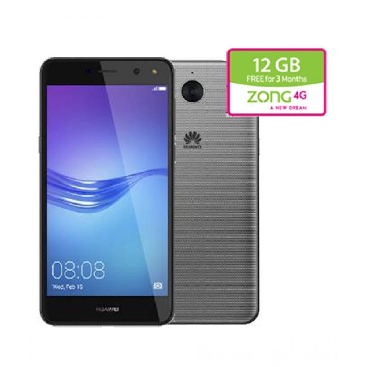 Huawei Y5 2017 16GB 4G Dual Sim Grey