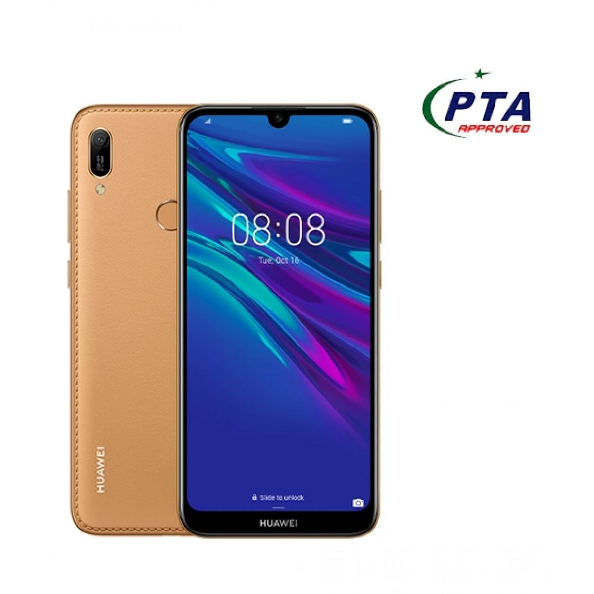 Huawei Y6 2019 32GB 2GB RAM Dual Sim Amber Brown