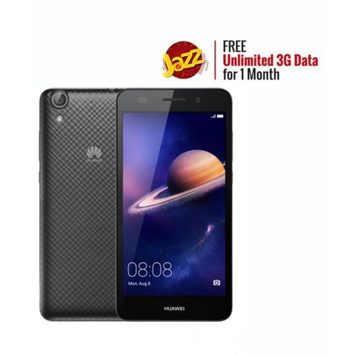 Huawei Y6 II 4G 16GB Black