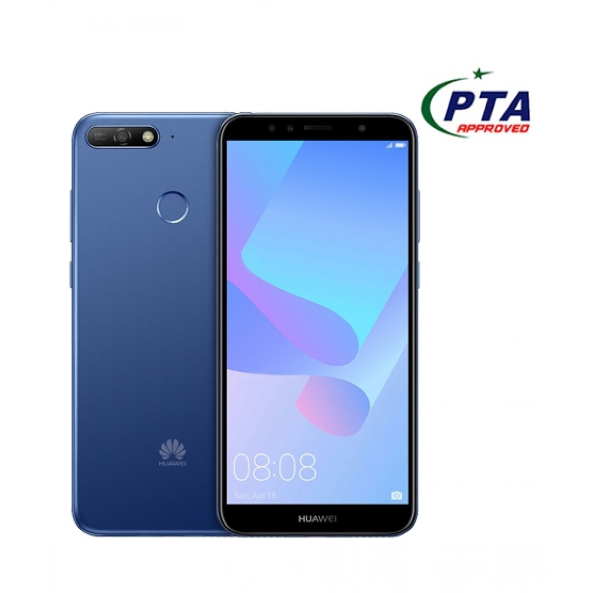 Huawei Y6 Prime 2018 16GB Dual Sim Blue