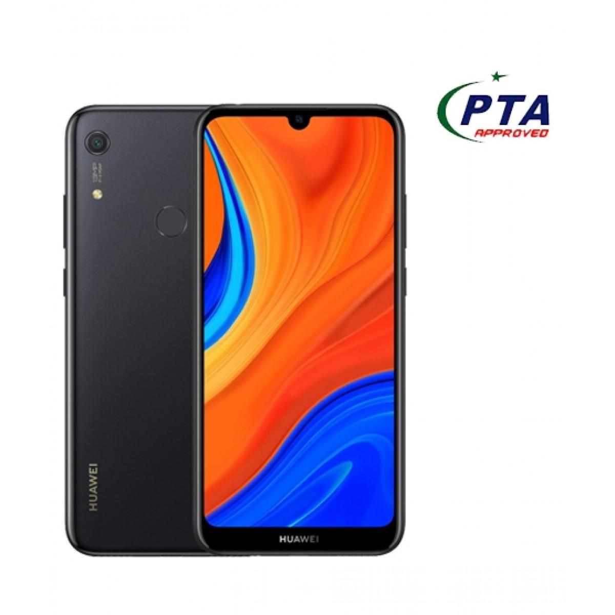 Huawei Y6s 2019 64GB Dual Sim Starry Black