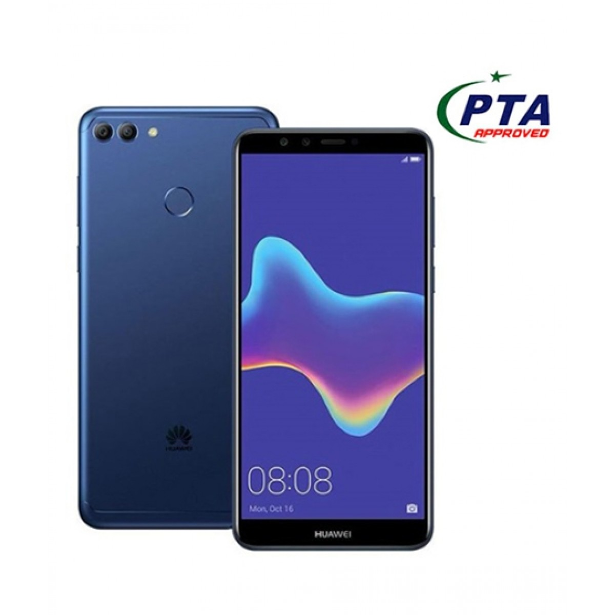 Huawei Y9 Prime 2018 32GB Dual SIM Blue