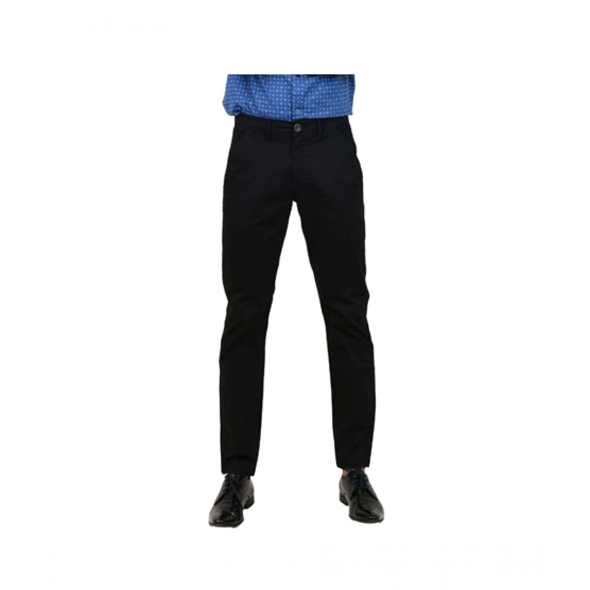 IGNITE Comfortable Stretchable Chino For Men Black