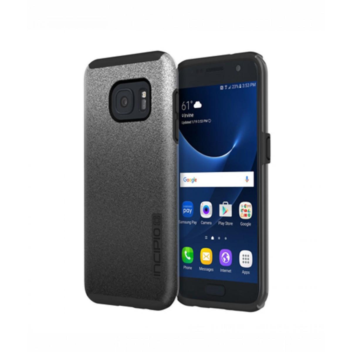info for 5b3dc e2728 Incipio DualPro Glitter Design Series Black Case For Galaxy S7