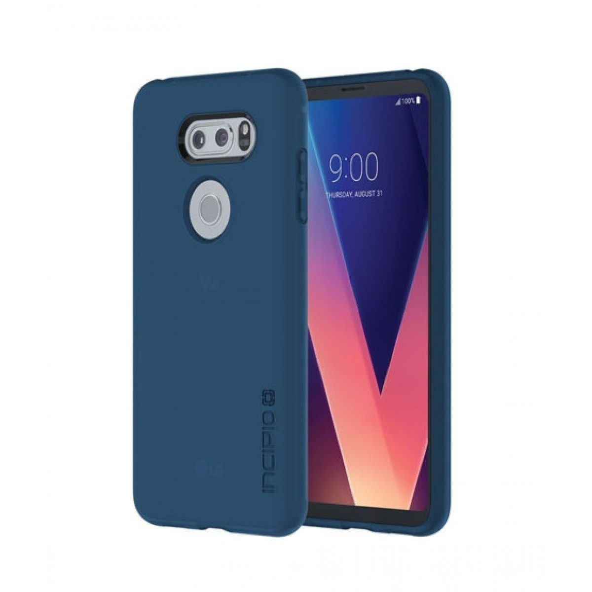 new product 76b25 bd076 Incipio NGP Navy Case For LG V30