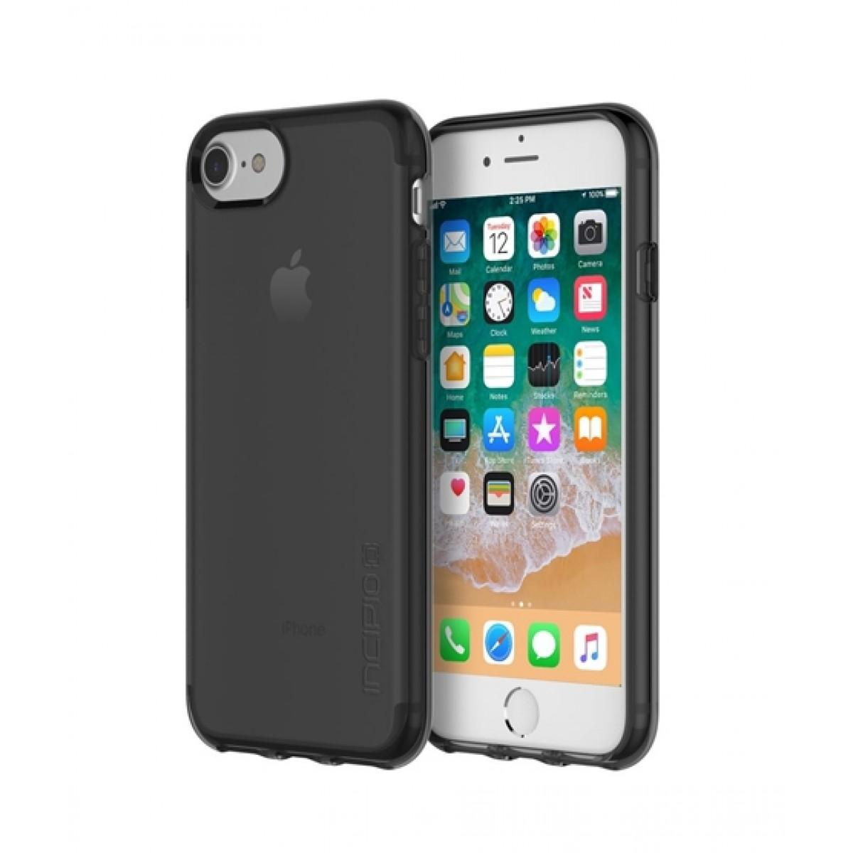 the best attitude 9f908 28b9b Incipio NGP Pure Slim Polymer Black Case For iPhone 8