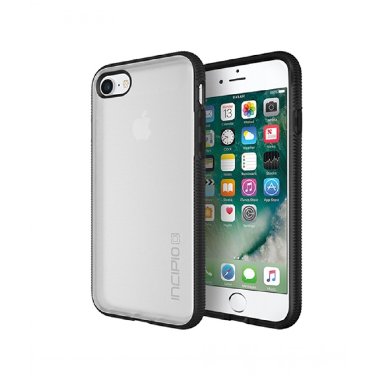 on sale ac2b3 24b70 Incipio Octane Shock Forest/Black Case For iPhone 8