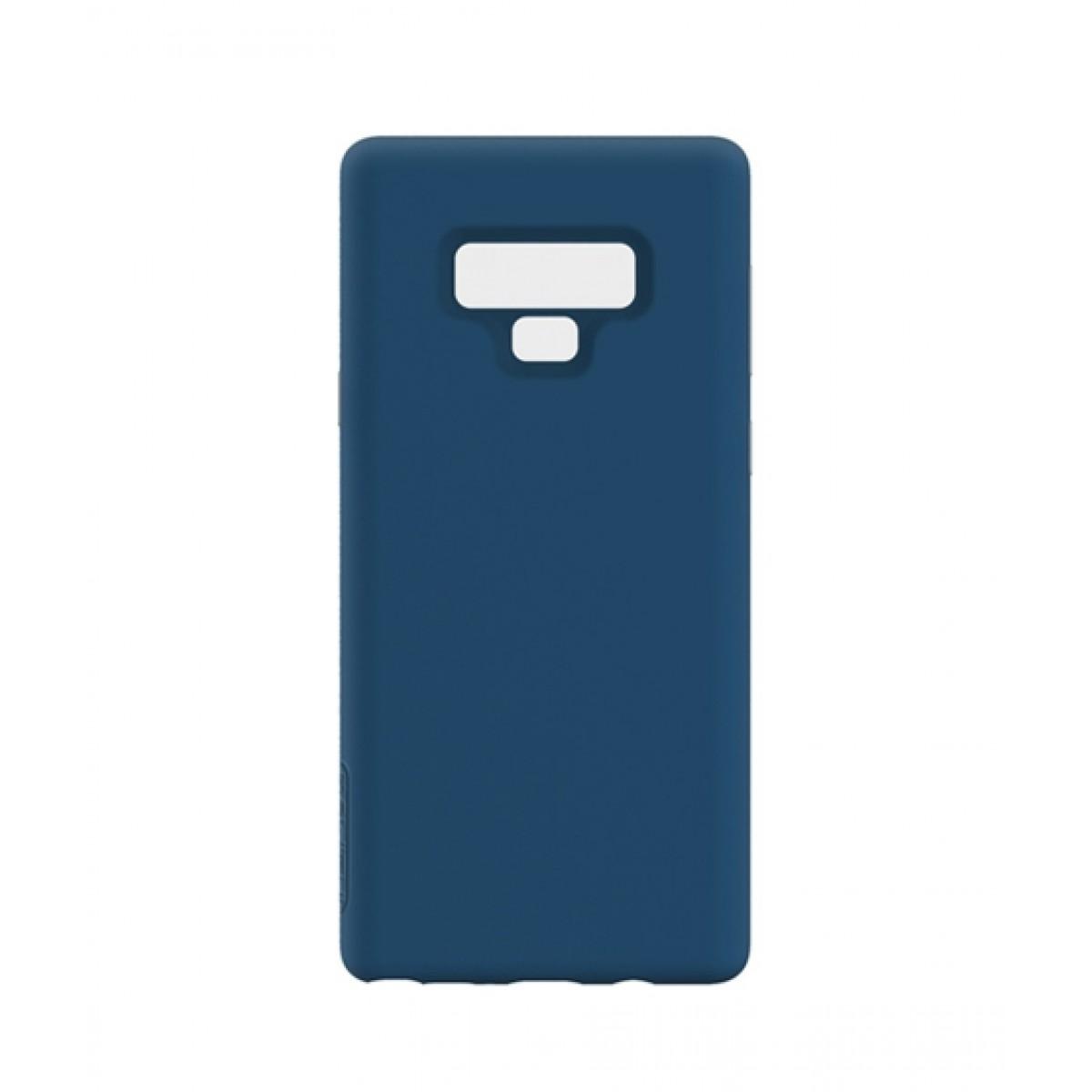 watch 801d9 303f5 Incipio Siliskin Powerd Blue Case For Galaxy Note 9