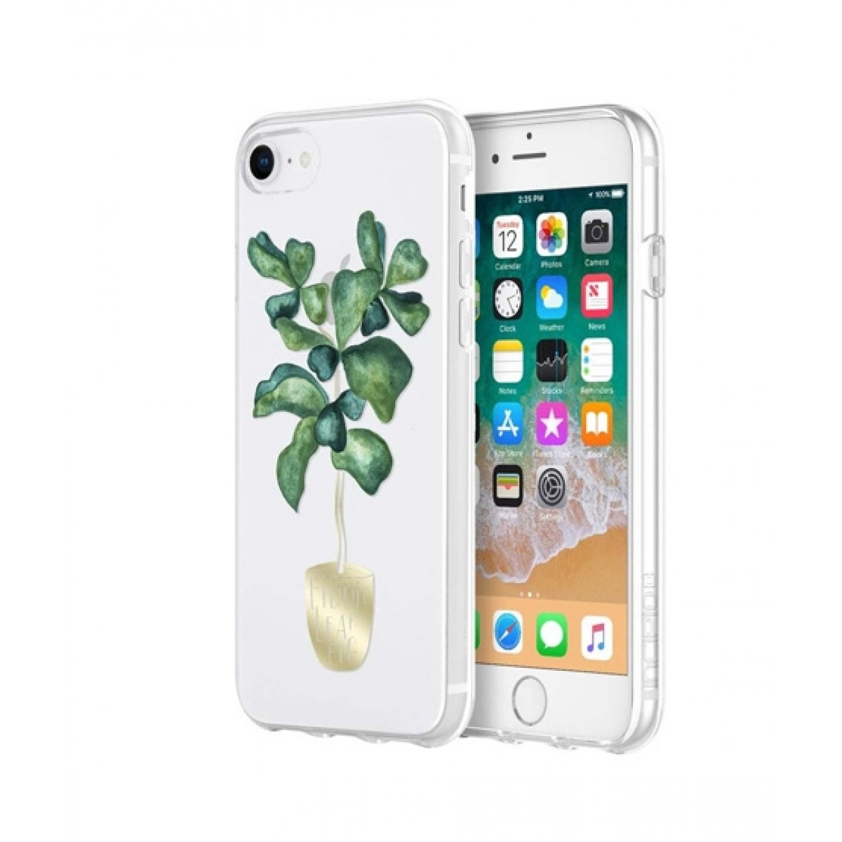Incipio The Mint Gardener Fiddle Leaf Fig Case For iPhone 8