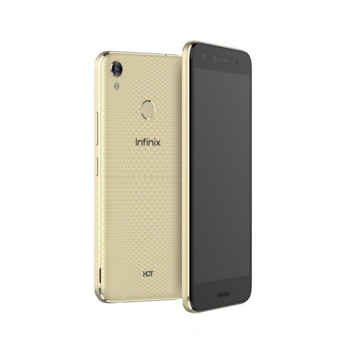 Infinix Hot 5 16GB 2GB RAM 3G Dual Sim Gold (X559C)