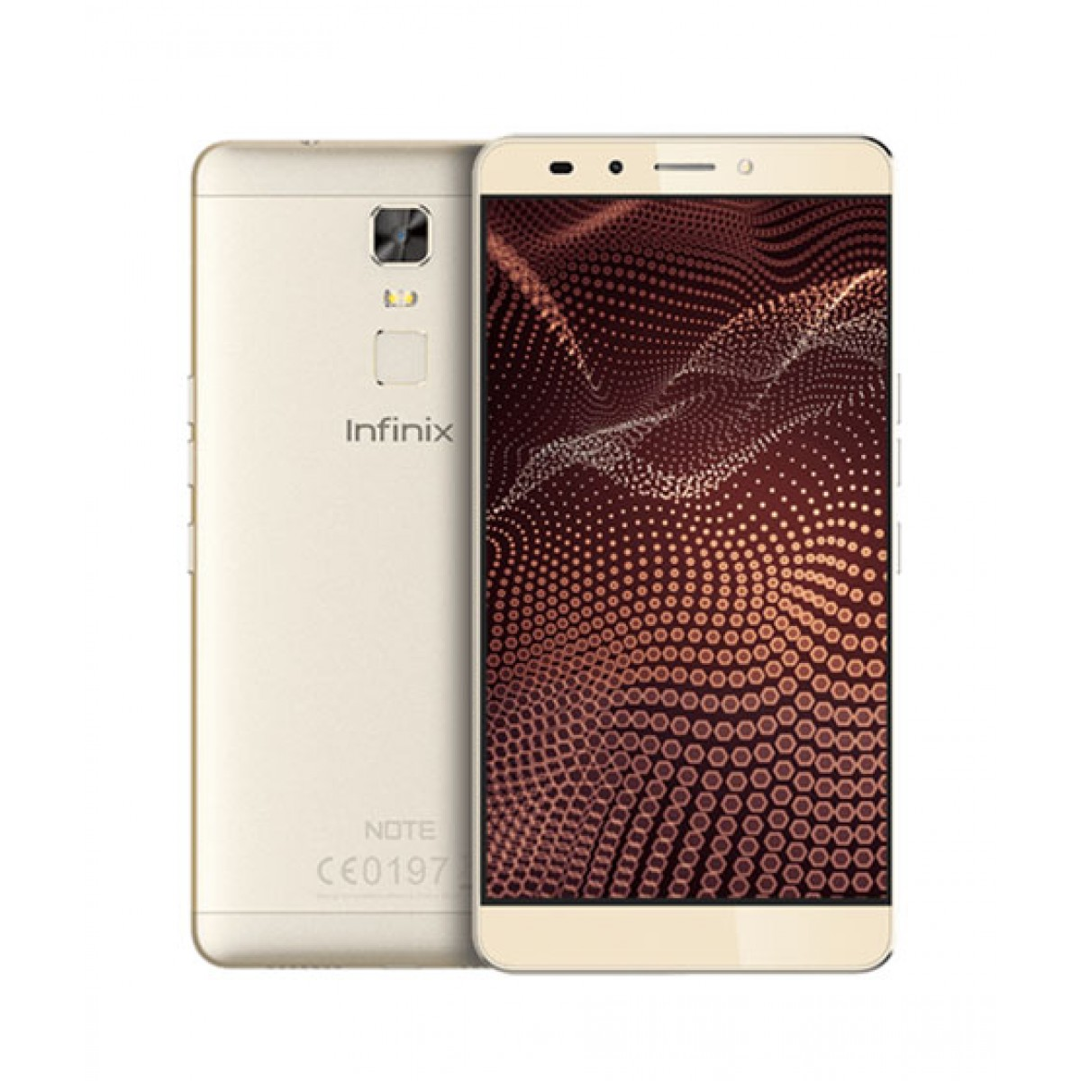 Infinix Note 3 16GB Champagne Gold (X601)
