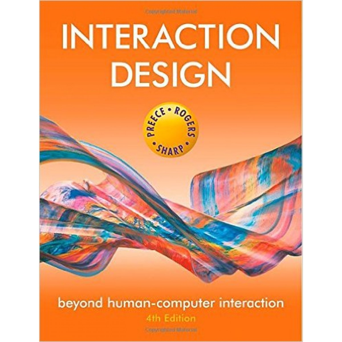 Human-computer Interaction Book