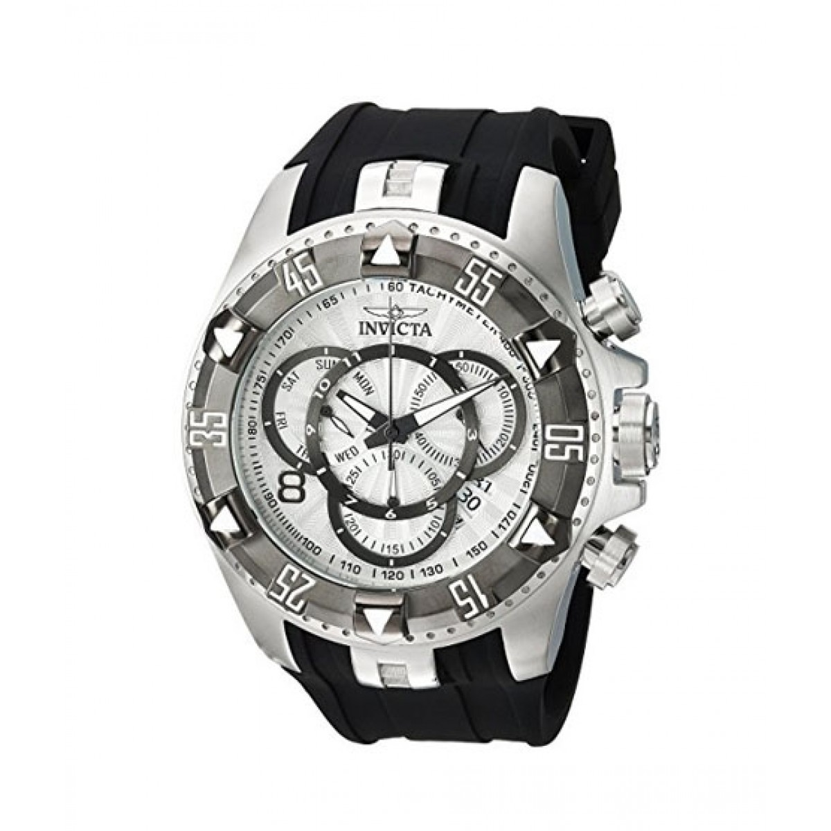 Invicta Excursion Men's Watch Black (24272)