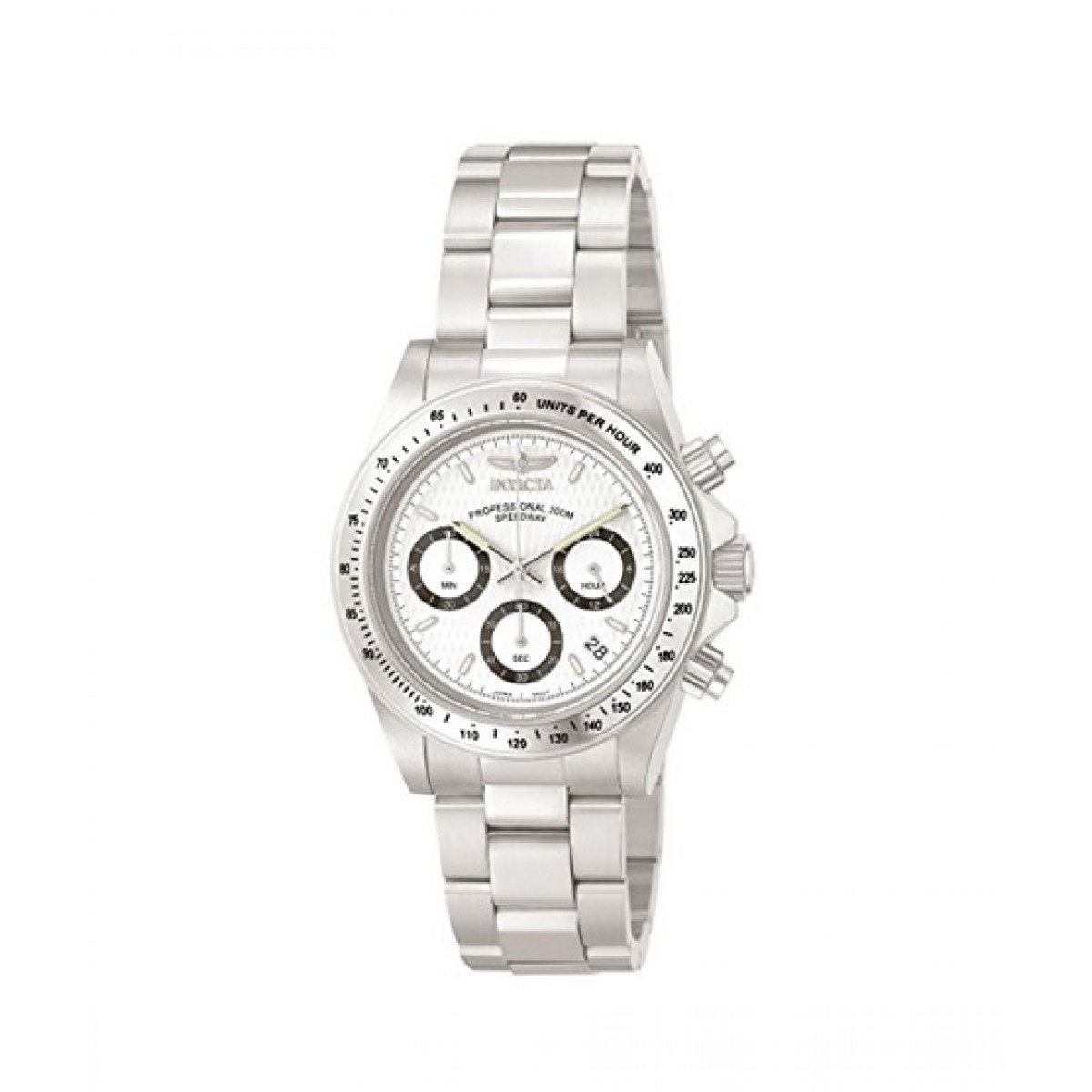 Invicta Speedway Men's Watch Silver (9211)