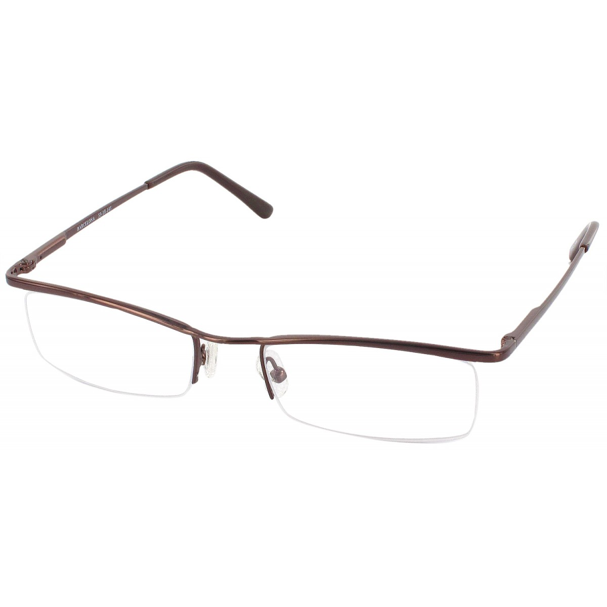 ReadingGlasses Barcelona Single Vision Full Frame - Bronze