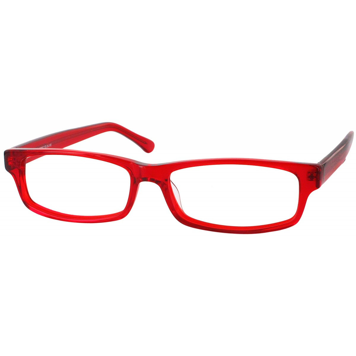 ReadingGlasses Brent Single Vision Full Frame - Red