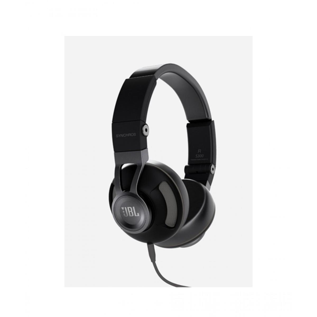 9c9d1879273 JBL Synchros S300i Premium Headphones Price in Pakistan | Buy JBL S300i  Premium On-Ear Headphones Black | iShopping.pk