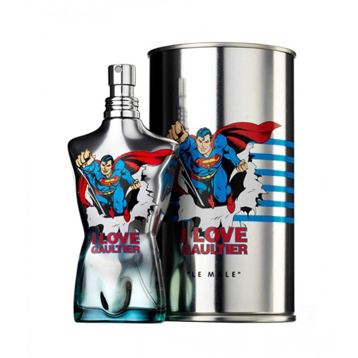 Men Paul Toilette De Gaultier Le For 125ml Eau Fraiche Jean Male Superman oeCxdB