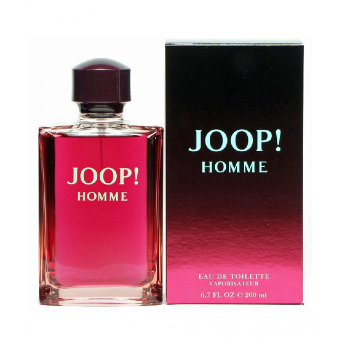 schön in der Farbe neue Produkte für Entdecken Joop Homme EDT Perfume For Men 200ML