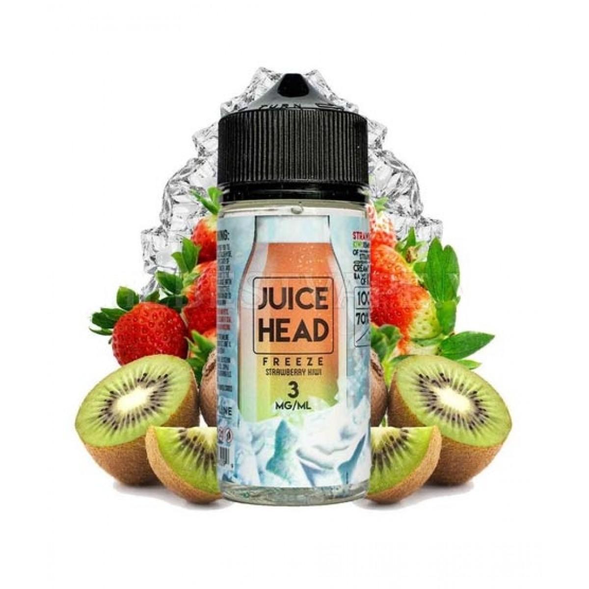 Juice Head Strawberry Kiwi Vape Flavor Price In Pakistan Buy Juice Head Extra Freeze 100ml Ishopping Pk