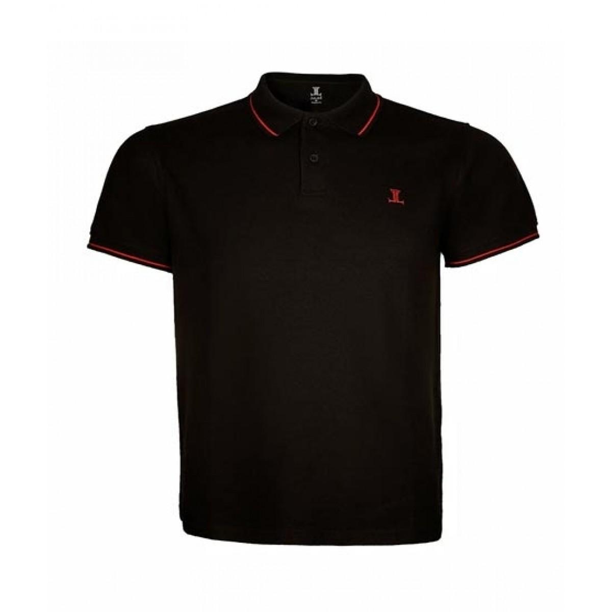 Julke Alistair Polo Shirt For Men Black