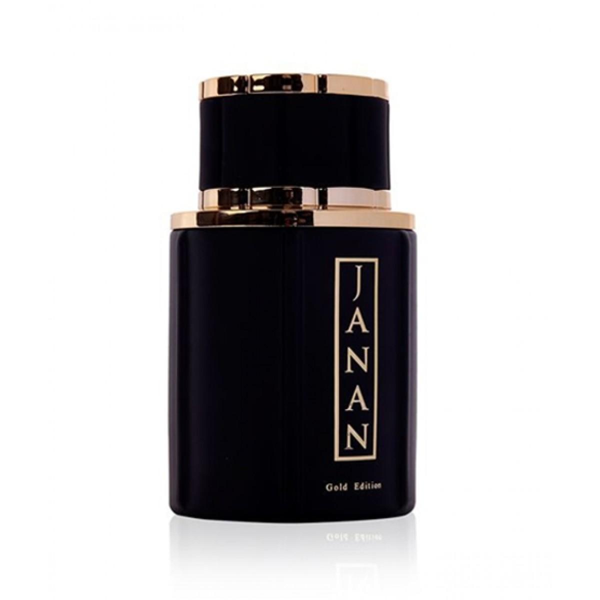 Junaid Jamshed Janan Gold Eau De Parfum For Men - 100ml