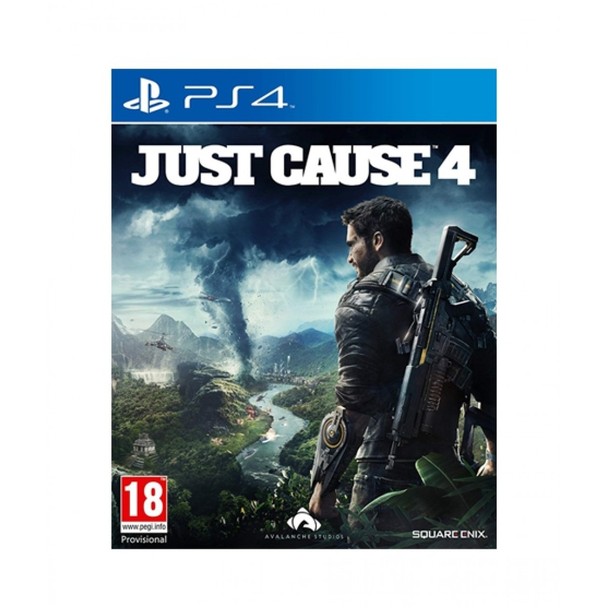Just Cause 4 Game For PS4