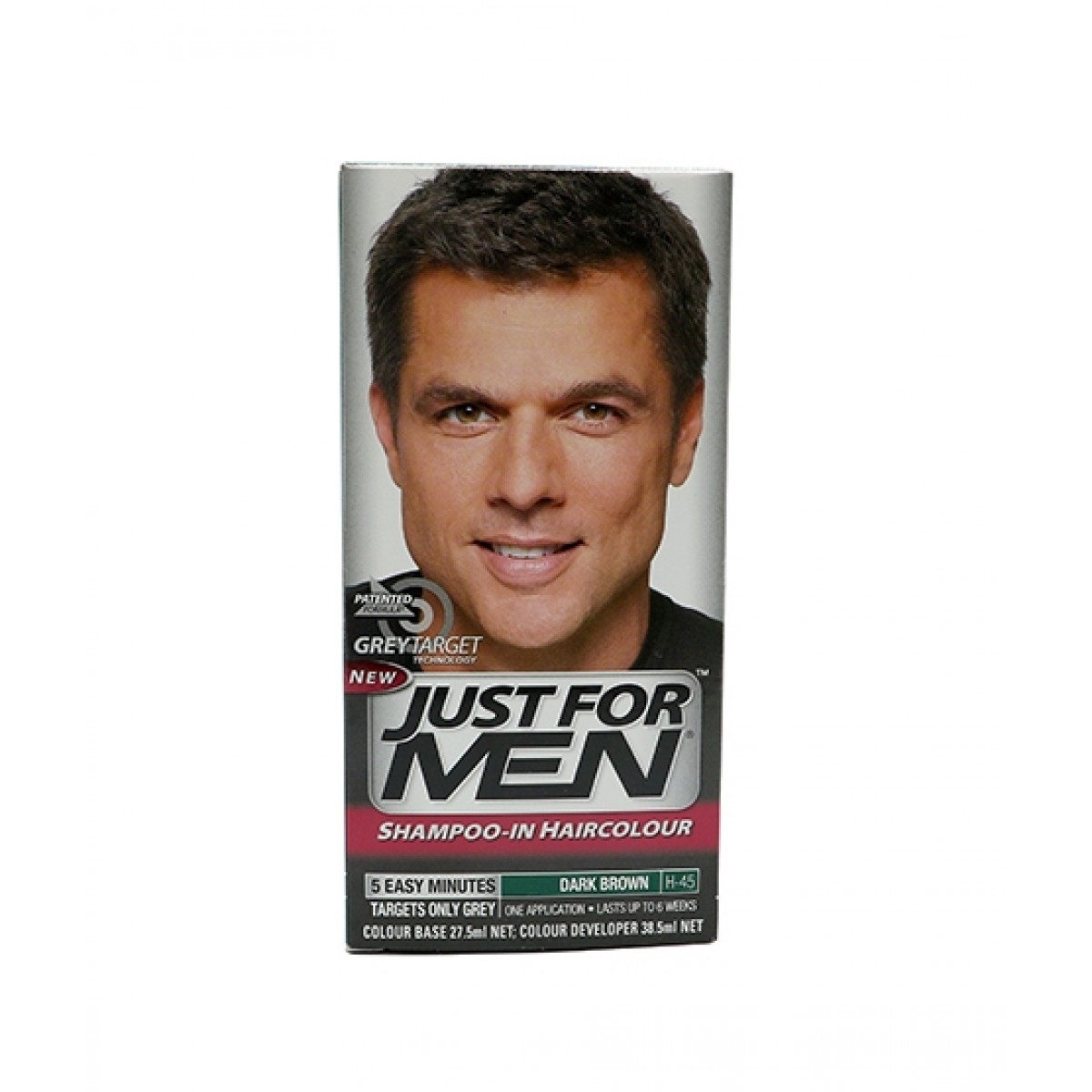 Just For Men Shampoo-In Haircolour (H-45) Price in ...