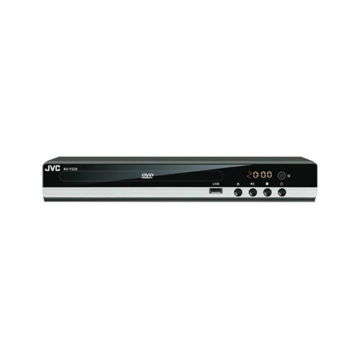 JVC Multi-System DVD Player (XV-Y225)