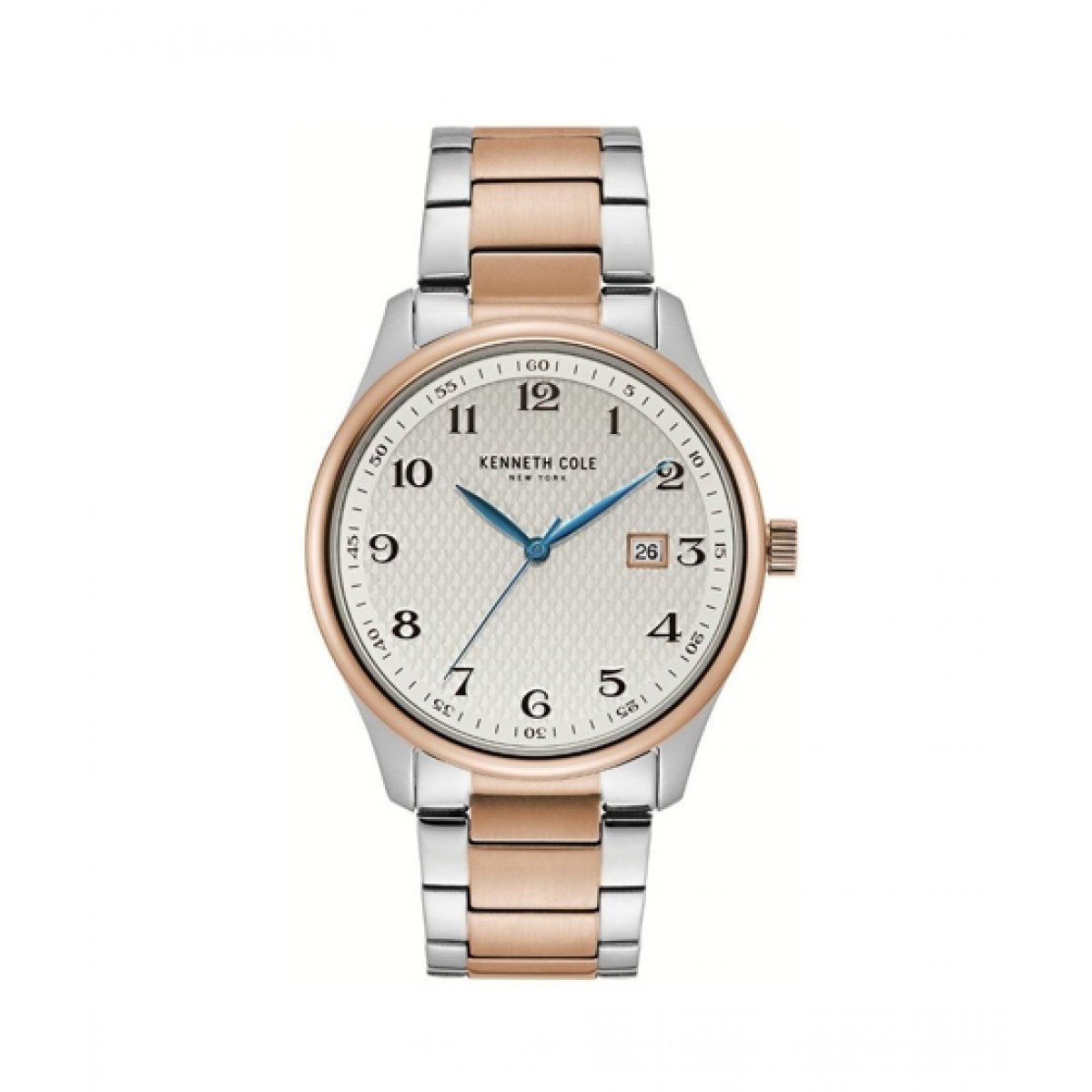 Kenneth Cole New York Analog Men's Watch Rose Gold (KC50841004)