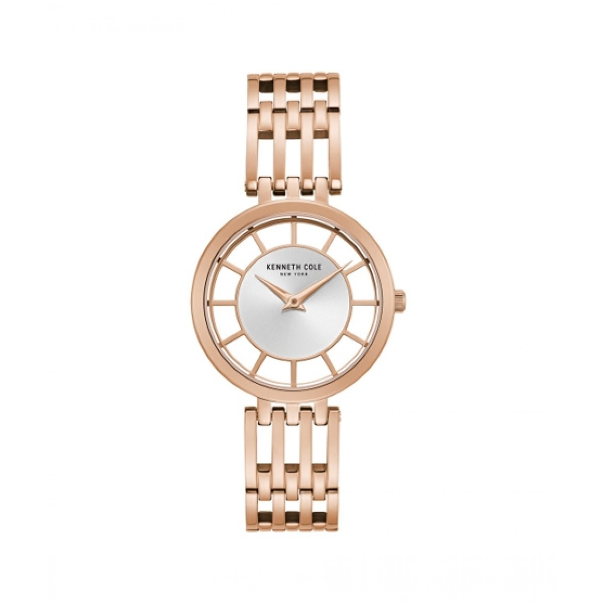 Kenneth Cole New York Analog Women's Watch Rose Gold (KC50781002)