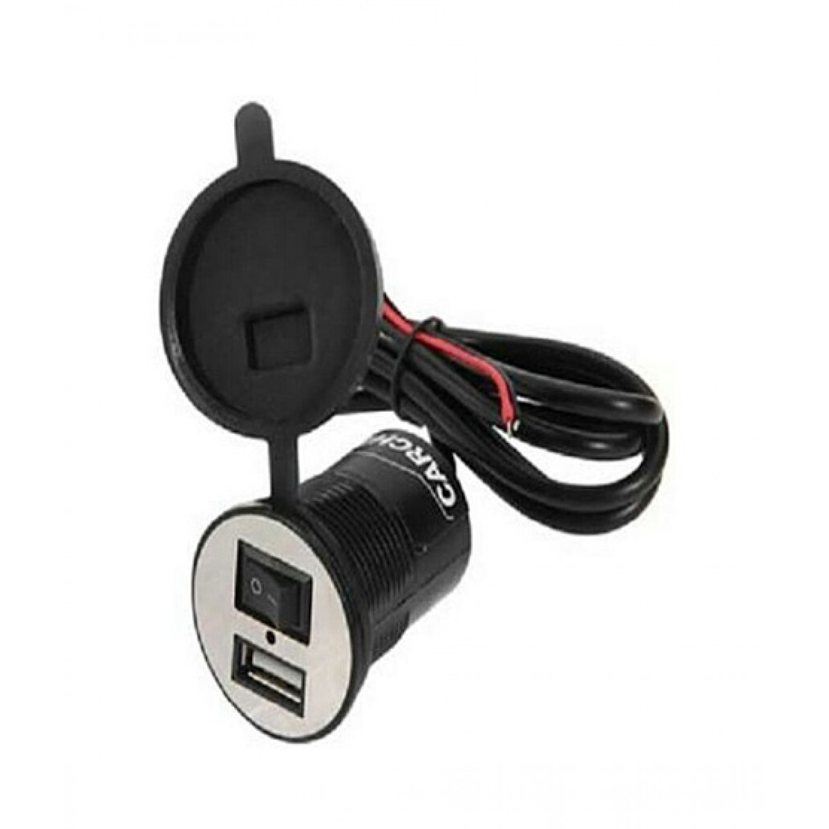 pretty nice 8f55a bc4bc Kharedloustad Bike Mobile USB Charger Waterproof