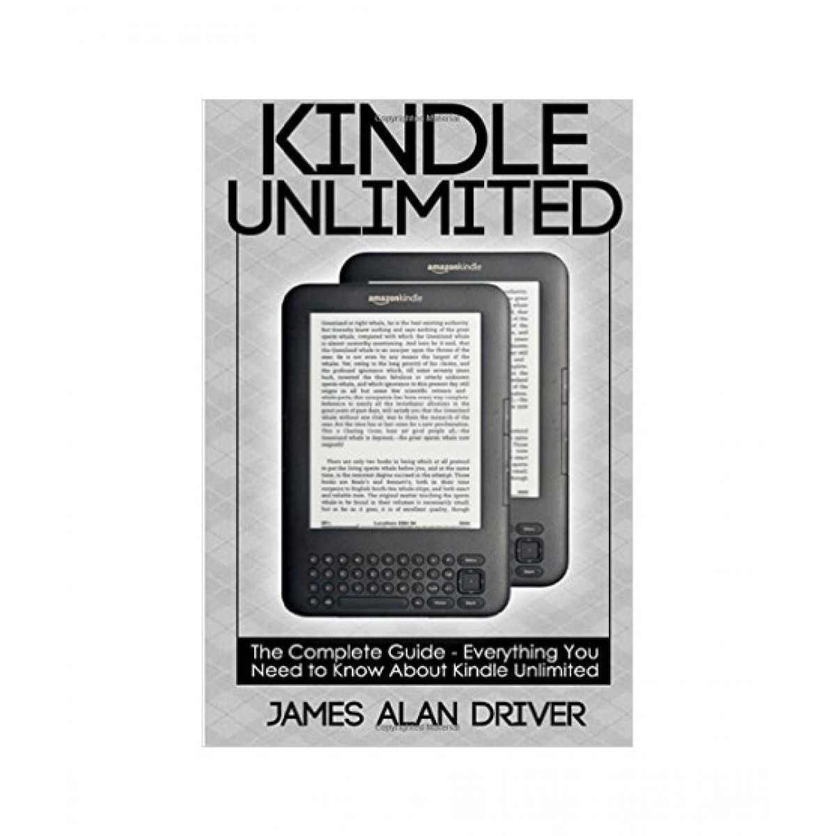 Kindle Unlimited Book