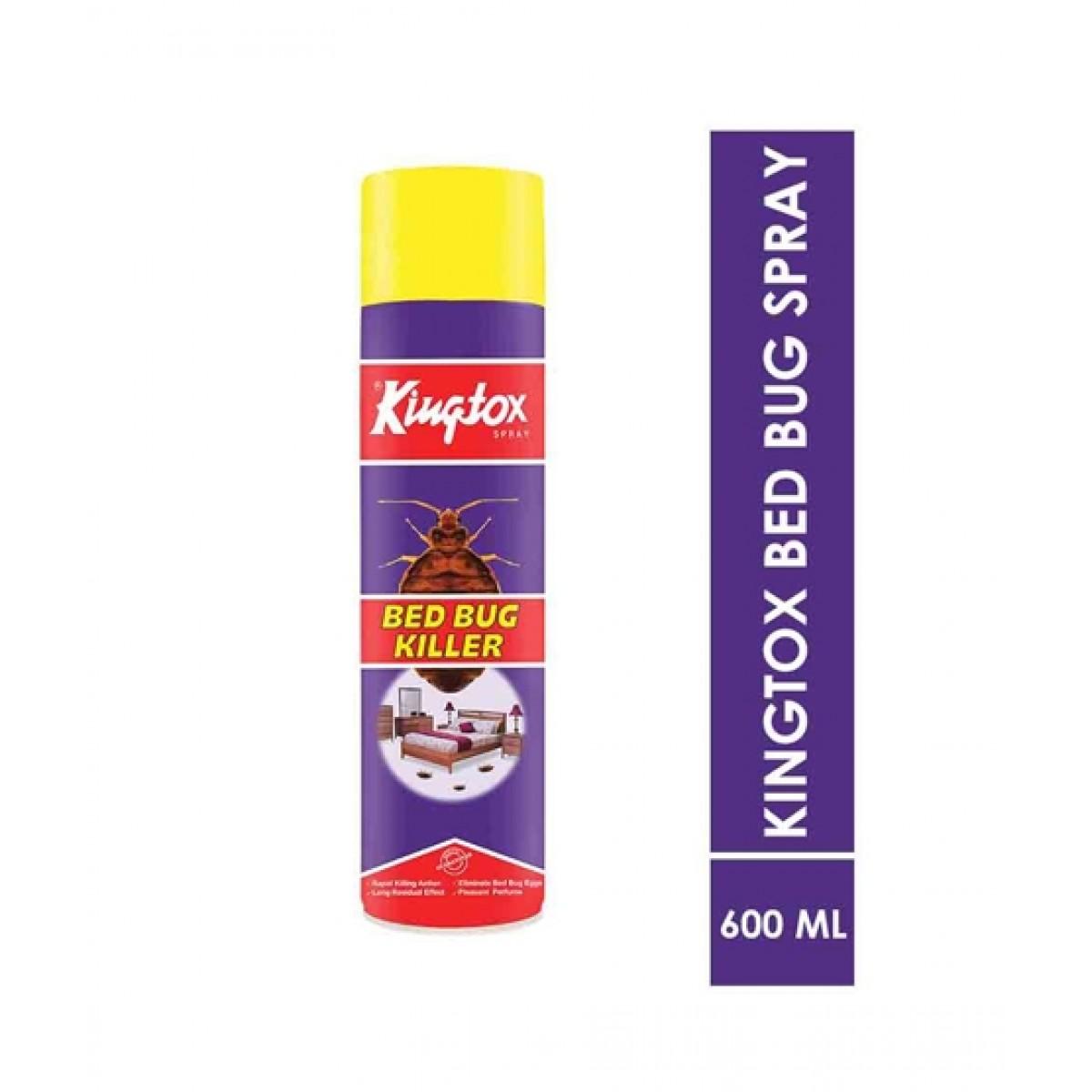 Kingtox Bed Bug Killer Price In Pakistan Buy Kingtox Bed Bug Killer Spray 600ml Ishopping Pk