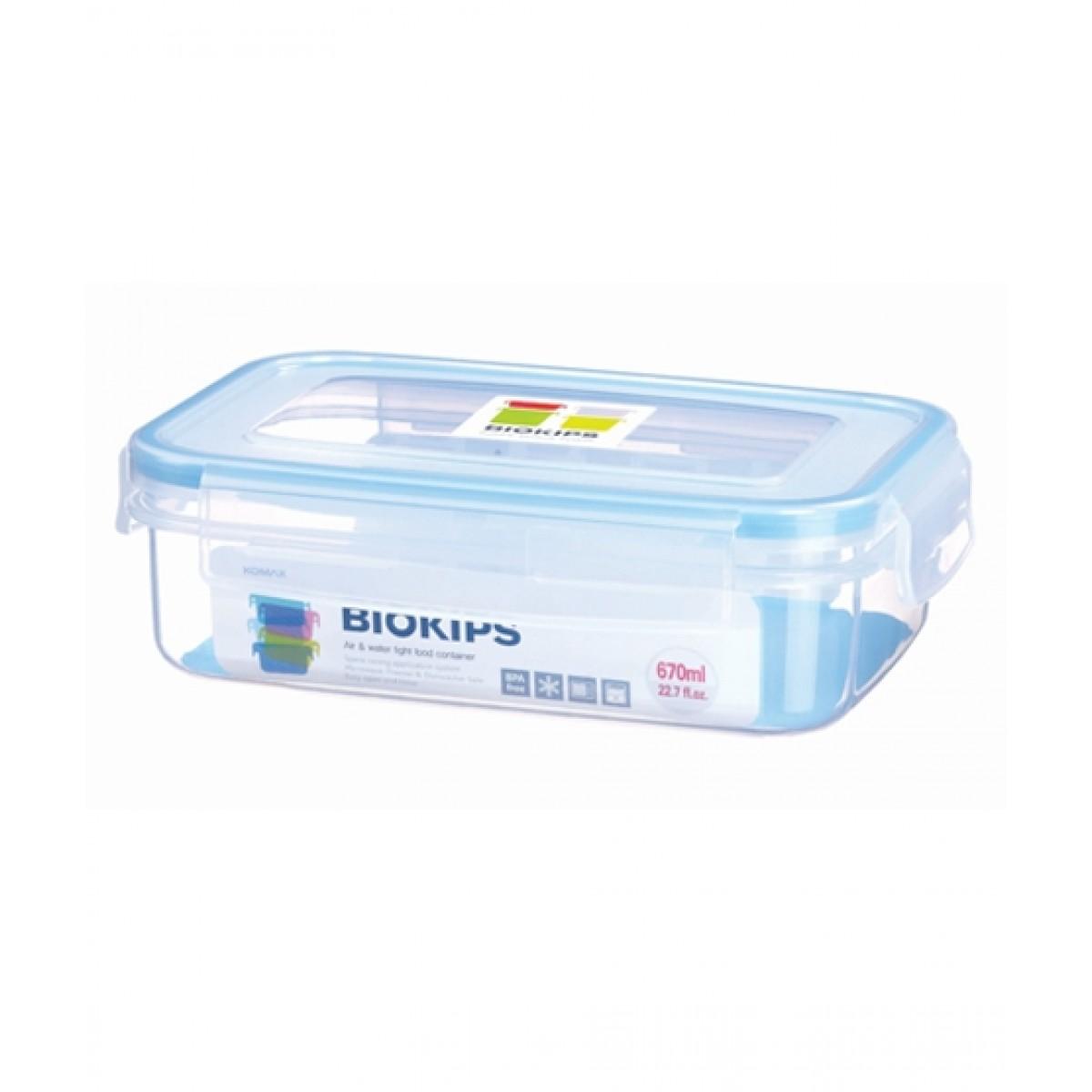 Komax Biokips R30 Air & Watertight Food Container 670ml (71543)