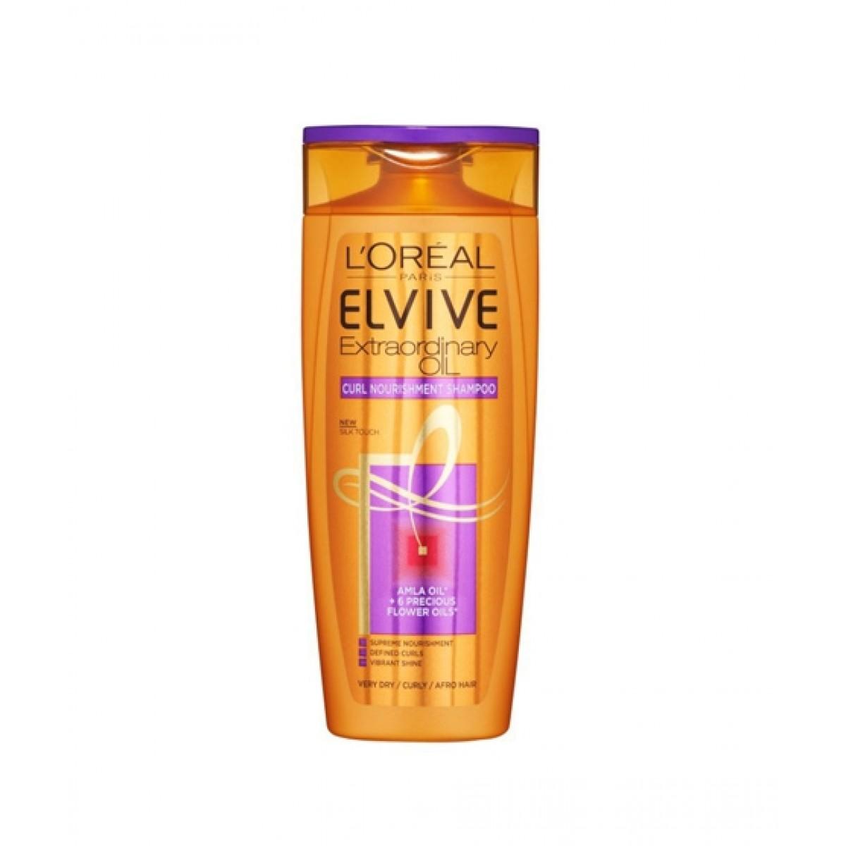 L'Oréal Paris Elvive Extraordinary Oil Curl Nourishment Shampoo 250ml