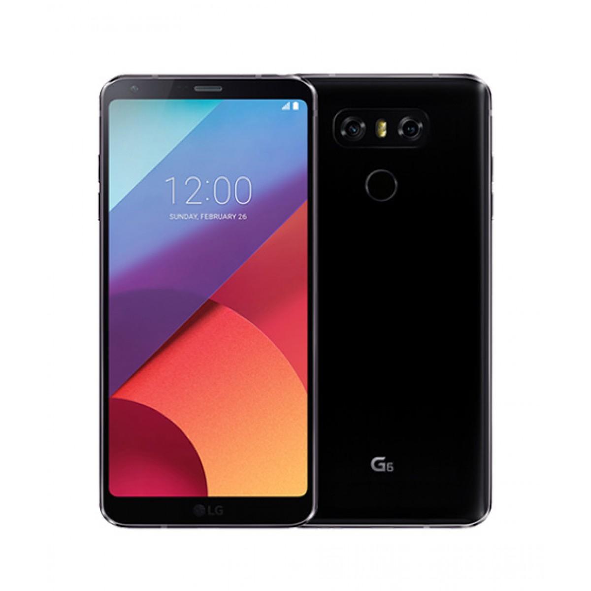 LG G6 32GB Dual Sim Black (H870)