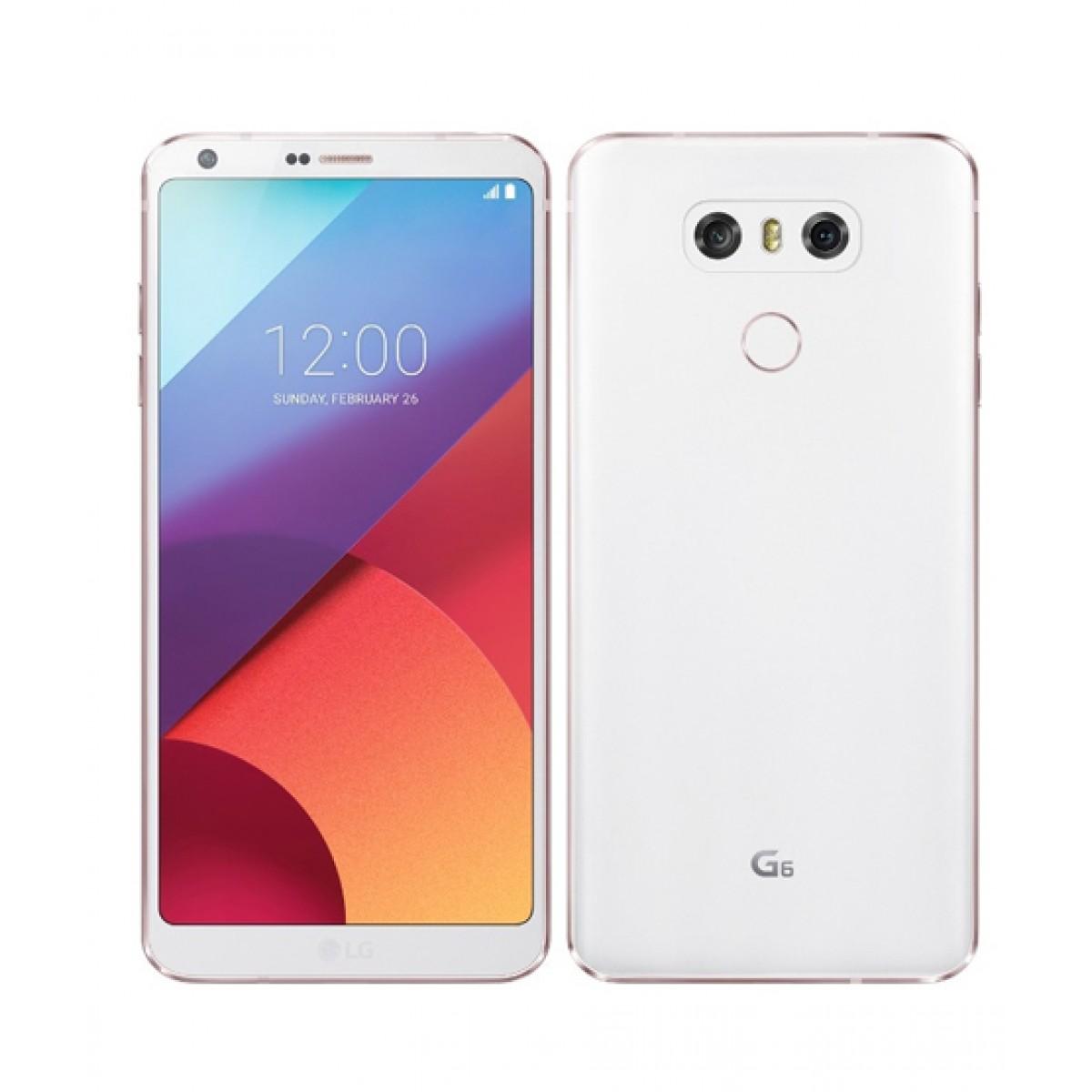 LG G6 32GB Dual Sim White (H870)