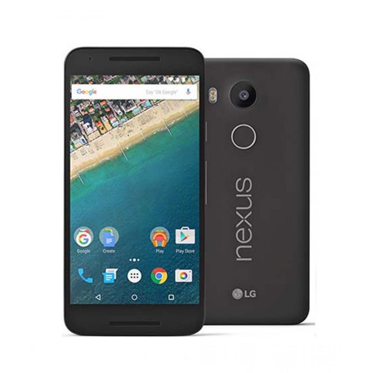 LG Nexus 5X 32GB 4G Black