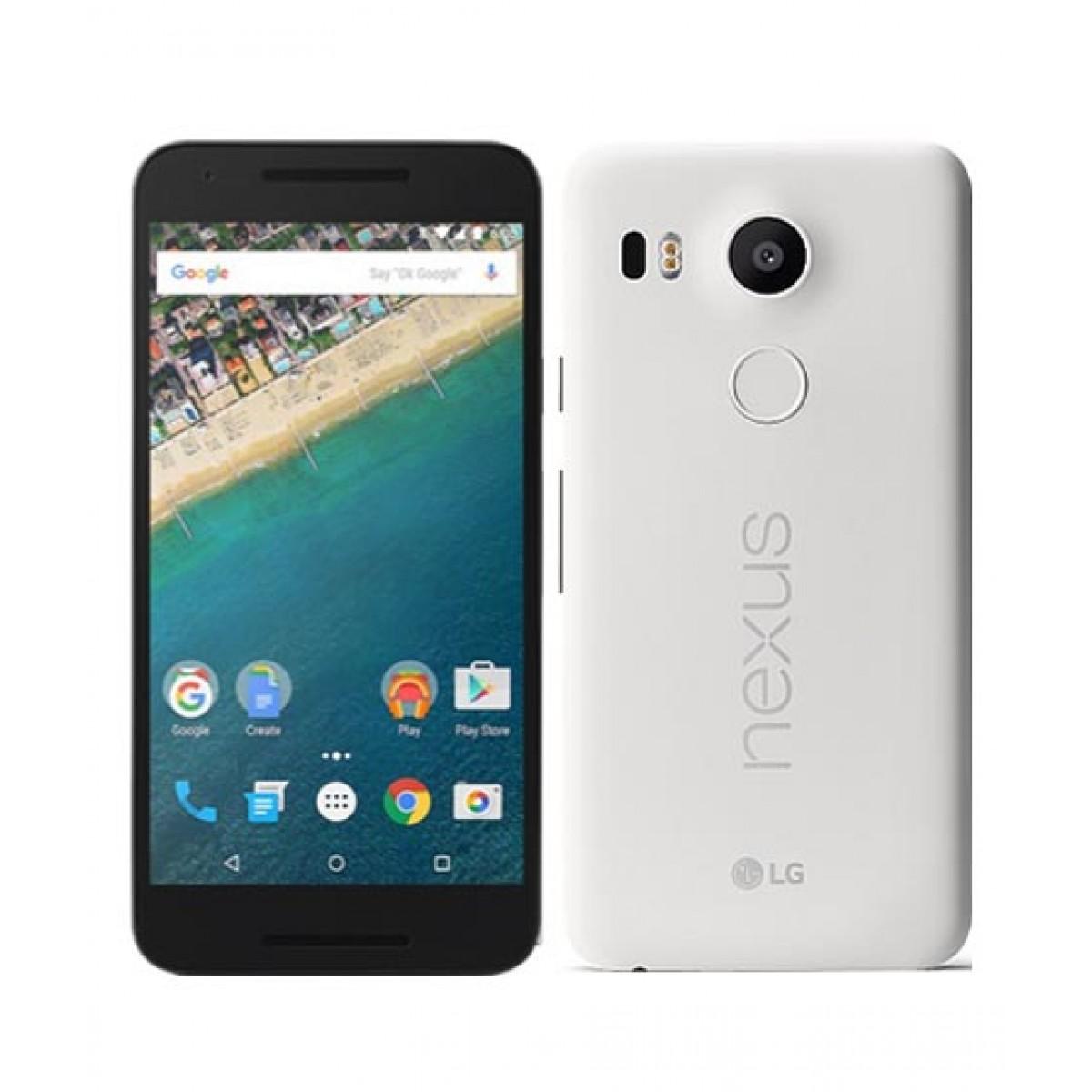 LG Nexus 5X 16GB 4G White